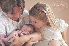 Melissa Calise Photography (Newborn Photoshoot Session Family Ideas)