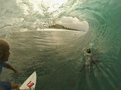 More Breathtaking Action Shots Taken with a GoPro Camera