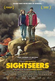 SIGHTSEERS Directed by Ben Wheatley. With Alice Lowe, Kenneth Hadley, Steve Oram, Eileen Davies. Chris wants to show girlfriend Tina his world, but events soon conspire against the couple and their dream caravan holiday takes a very wrong turn. Comedy Movies, Hd Movies, Movies To Watch, Movies Online, Film Watch, Movies Free, Sundance Film Festival, Cannes Film Festival, Streaming Vf