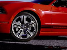 Ford Mustang (2013)