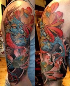 Ching, East Tattoo