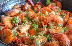 Garlic butter shrimp, Butter shrimp and Garlic butter on Pinterest