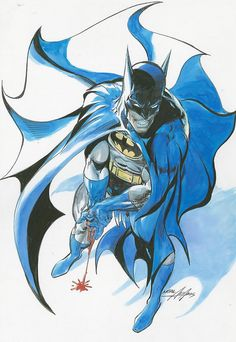 Batman by Neal Adams