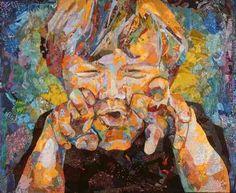 Susan Carlson art Quilt