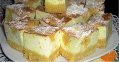 6 szuper recept, amit Neked is ki kell próbálnod! Ital Food, Hungarian Recipes, Hungarian Food, Sweet Cookies, Cake Bars, Something Sweet, Christmas Cookies, French Toast, Cheesecake