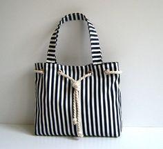 Very Cute Sailor Handbag