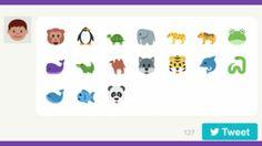 New WWF Emoji for Twitter Increase Endangered Species Awareness