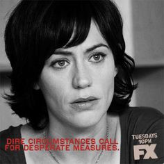 Dire circumstances call for desperate measures. #SOAFX