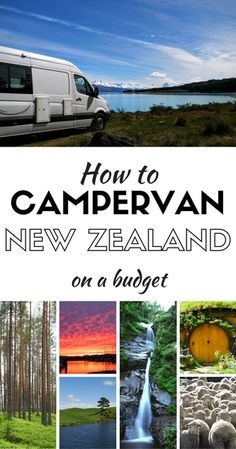 Step by step guide on how to Campervan around New Zealand on a budget. Doing a road trip through New Zealand is the best way to enjoy the country. Freedom camping allows you to camp for free with the right campervan. We rented a fully contained campervan Road Trip New Zealand, Camping New Zealand, New Zealand Adventure, New Zealand Travel Guide, New Zealand North, New Zealand South Island, New Zealand Itinerary, Living In New Zealand, Camping Places