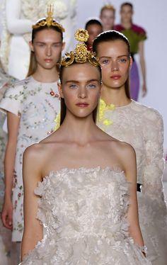 Giambattista Valli Couture Autumn/Winter 2013