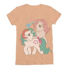 Retro My Little Ponies Women's Tee Sweet Style, My Style, Redneck Girl, Material Girls, Trendy Tops, Swagg, Pretty Outfits, My Little Pony, Cool T Shirts
