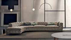 25 Modern Contemporary Sofa Design For Comfortable Living Room Ideas Sofa Furniture, Shabby Chic Furniture, Luxury Furniture, Furniture Design, Luxury Sofa, Furniture Ideas, Sofa Design, Interior Design, Home Interior