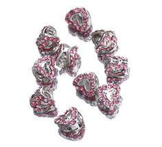 Pink Hollow Heart European Charms Rhinestone Charm Loose beads Stopper fit Bracelet http://www.eozy.com/pink-hollow-heart-european-charms-rhinestone-charm-loose-beads-stopper-fit-bracelet.html