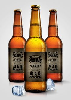 CUSTOM BEER LABELS. Ask Your Guys, Ask Your Groomsmen, Ask Wedding Party, Hipster Beer Bottle, Guys Beer Bottle, Custom Beer Bottle Lables by CreativeLabelDesigns on Etsy
