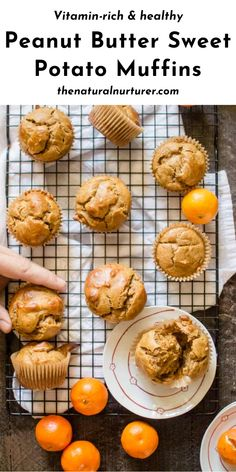 Healthy Muffin Recipes, Healthy Muffins, Veggie Muffins, Healthy Desserts, Healthy Cooking, Healthy Family Meals, Baby Food Recipes, Baking Recipes, Healthy Snacks For Kids