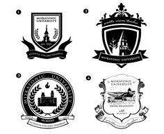 September 15: Miskatonic University Crest Designs