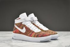 new styles d9be1 52bff KoF Mailbox  Nike Air Force 1 Ultra Flyknit Mid - YouTube