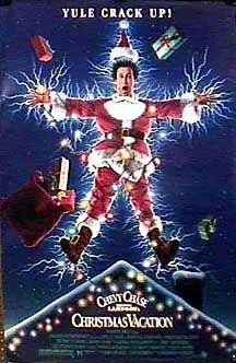 Its not Christmas until we watch Christmas Vacation