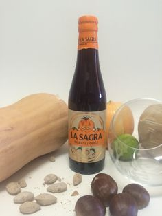 Cerveza La Sagra Calabaza y Canela 2015.