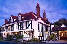 Tudors Restaurant at Mary Green Manor Hotel