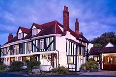 Tudors Restaurant at Mary Green Manor Hotel