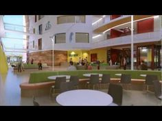 New plans for Alder Hey in the Park, Liverpool, are unveiled - view the fly-through video to see this fantastic new hospital building, designed with children.