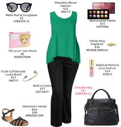 Keeping the comfort in your work wear, while also being stylish. @Macys @amazon @Forever21 @OldNavy #sandals #JuicyCouture @Luckybrand #plussize https://mystylit.com/o/0jnA9akX