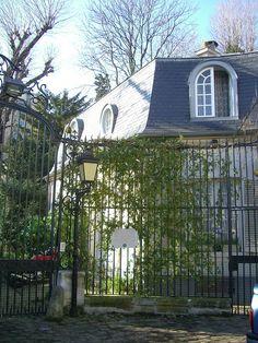 Princess de Lamballe Private Mansion, 17 rue d'Ankara, Paris XVI. Best friend of Marie Antoinette.