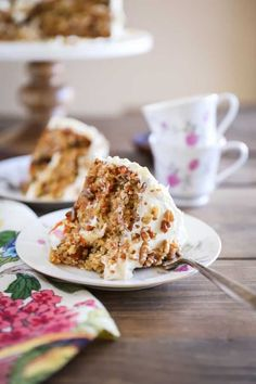 9 of the Best Paleo Carrot Cake Recipes - My Favorite Cake!