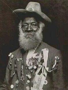 Black Confederate!