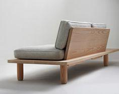 plank sofa by knudsen berg hindenes