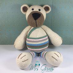 Papá oso!!!! #bear #mrsgumis www.mrsgumis.com