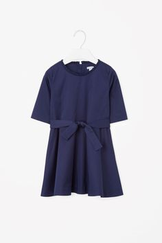 COS | Dress with frill collar