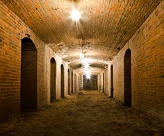 Guided tours of the City Market Catacombs in Indianapolis offered at 11 a.m., 11:30 a.m., 12 p.m., and 12:30 p.m. on Wednesdays, May through August, and the 1st and 3rd Saturdays of each month, May through October in 2013. Reservation required. $12/adult, $10/Indiana Landmarks member, $6/child.