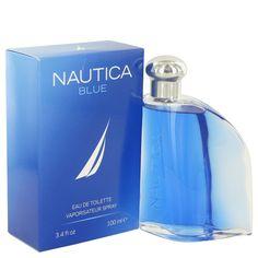 Nautica Blue 3.4 oz Eau De Toilette Spray