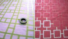 Faça você mesmo: Tapetes personalizados | Dicas de Decoração | Blog de Decoração LojasKD