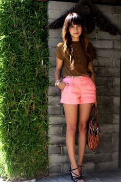 Pretty Outfit and Hair! <3