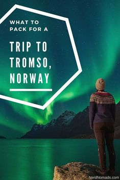 Knowing what to bring for a trip to the Arctic city of Tromso, Norway can be challenging due to the cold and shifting weather. Here you get a complete packing list of what to pack for a trip to Tromso summer and winter. Norway Roadtrip, Norway Travel Guide, Travel Articles, Travel Photos, Norway Destinations, Norway Winter, Norway Hotel, Norway Nature, Arctic Circle