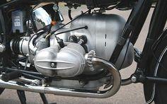 BMW R 69S Engine