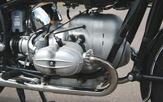 BMW R 69S Engine