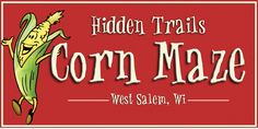 There are two different corn mazes to choose from this year! @Norskedalen & West Salem. http://www.norskedalen.org/  & http://hiddentrailscornmaze.com