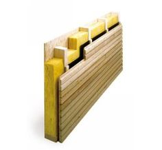 Wood Facade, Home Tech, Exterior Cladding, Home Fashion, Pavilion, Home And Garden, Patio, Architecture, House Styles