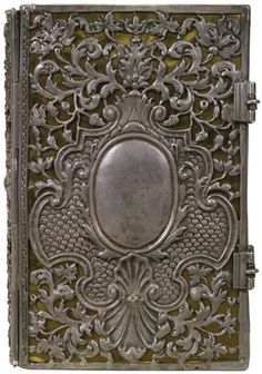 Tumblrification: Feed… (ornate,beautiful,book,books,book cover,1700s,antique,bible,the new testament,religious,goth aesthetic,rare,goth,goth aesthetics)