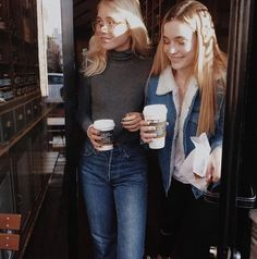 Pretty girls ☕❤