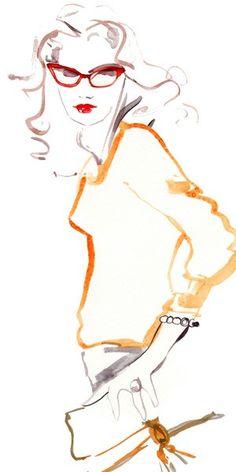 Fashion Drawing Fashion Illustration - Uh oh Art And Illustration, Fashion Illustrations, Fashion Sketches, Illustration Fashion, Drawing Fashion, Fashion Painting, Drawing Sketches, Art Drawings, Silhouette Mode