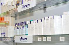 #ivathermlove Pharmacy, Innovation, Cosmetics, Beauty, Apothecary, Beauty Illustration