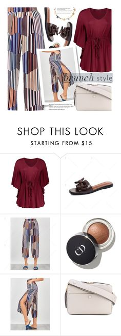"""""""Mother's Day Brunch Goals"""" by beebeely-look ❤ liked on Polyvore featuring Anya Hindmarch, Carolina Bucci, MothersDay, casual, brunch, twinkledeals and brunchgoals"""