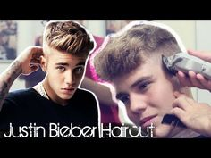 ▶ Justin Bieber Hair - How to style it with By Vilain Gold Digger Slikhaar TV Men's Hair tutorials - YouTube