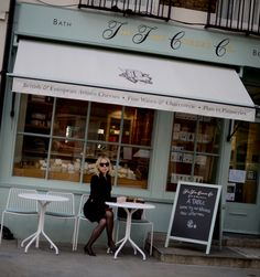 motcomb street shopping guide with skincare expert lisa franklin photographed by sara delaney