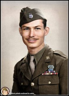 Desmond Thomas Doss (February 1919 – March American Army corporal and combat medic during World War II. He was assigned to a rifle company of the Battalion, Infantry, Infantry Div, now known from the movie 'Hacksaw Ridge' from Desmond Doss, World History, World War Ii, Military History, Military Art, Hacksaw Ridge, Combat Medic, Ww2 Pictures, History Quotes